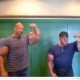 Ebanormaalselt suured musklid