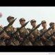 Põhja-Korea ja Hiina marssimine
