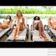 Miami Dolphinsi ergutustüdrukud (20 pilti + video)