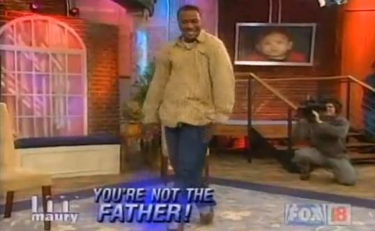 Mees saab teada. Ta ei olegi isa.