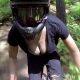 Kas sulle meeldivad rinnad ja downhill? (video)