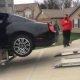 Kuidas MITTE Mustang GT-d veoki peale laadida..