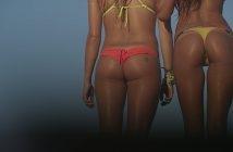 Chris Bryan. vs 1000fps kaamera vs. ilusad tüdrukud