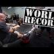 Maailma tugevam mees Brian Shaw murrab sõudmise maailmarekordi, kuigi ta ei ole selleks isegi treeninud