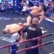 Kickboxer põikleb jalalöögi eest Matrixi liigutusega