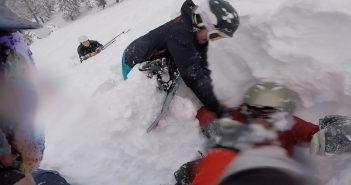 Lumelaudur päästetakse peale lume alla mattumist