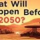 Kosmose hotellid, inimene Marsil ja kilomeetri kõrgune hoone – kõik, mis juhtub enne aastat 2050