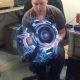 Hõljuv 3D hologramm otse tulevikust
