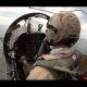 Ägedad kaadrid AV-8B Harrier õhkutõusust ja vertikaalsest maandumisest lennukikandjale