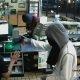 Valvekaamera pilt vargusest Subway restoranis, kust varastati $1380