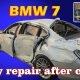 Arthur Tussku seiklused – 7. seeria BMW totaalne taastamine