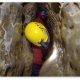 Klaustrofoobikutele keelatud: 500 meetri pikkune sissepääs koopasse paistab õudne