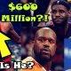 Tüüp mängis NBA-s 12 aastat, ta on väärt $600 miljonit ja sa ei ole temast midagi kuulnud