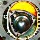 Vaata, kuidas töötab rootormootor, milletaoline on kasutuses näiteks Mazda RX7 või RX8 peal