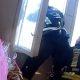 Läti päästjad püüavad enesetappu sooritava inimese kukkumise pealt kinni