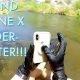 Vabasukelduja leiab jõe põhjast iPhone X-i ja tagastab selle omanikule