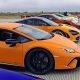 World's Greatest Drag Race – 12 autot, 6410hj, 5km pikkune rada, üks võitja