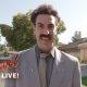 Borat naases USA-sse valimiste päevaks