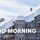 """""""Good Moning"""" – Richard Permin suusatab Prantsuse suusakuurordis majade katustel"""