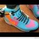 Nike ketsid ise pingutavate paeltega