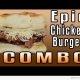 Epic Chicken Burger