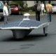 Päikesekiirguse jõul toimiv auto