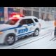Lumelauatamine New Yorgi tänavatel