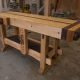 Meeste märg unistus: puusepp ehitab kõige ilusama puutöölaua, mida sa eales näinud oled