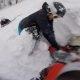 Lumelaudur päästetakse lume alt