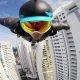 GoPro Awards – wingsuitiga pilvelõhkujate vahel