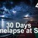30 päeva merel timelapse