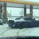 1000hj Dodge Challenger slikkidega lumel