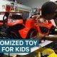 KidStance tuunib su lapse elektriauto vaid $5,000 eest