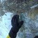 Mägironija Hansjörg Auer sattus olukorda, kus ei olnud minna ei üles ega alla – lõpuks leidis imepisikese kivi mille taha nöör panna