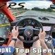 Porsche 911 GT2 RS-iga Saksamaa Autobahnil – 342km/h käes nagu naktsi