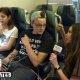 New Yorki rongidel sõidavad ebameeldivad ja ebaviisakad inimesed – see reporter läks rongile korda majja lööma
