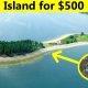 Ilusad saared mida keegi isegi võileiva hinna eest osta ei taha