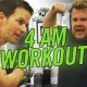 James Corden liitub Mark Wahlbergi hommikuse treeninguga