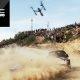 WRC ralli läbi DJI drooni silma