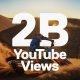 GoPro edulugu: 2 miljardit YouTube vaatamist koos Sinuga