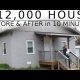 Mõnus vaadata – mees renoveerib $12,000 maksnud hurtsiku