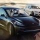 Tesla Model 3 vs. BMW M3 rajal, kes võidab?