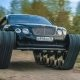 "Vene kutid panid Bentleyle roomikud alla, et luua ""Ultratank"""