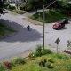 WOOOOOOO…. ja PÕMAKI! Karjuv jalgrattur ignoreerib stoppmärki, Jeep sõidab küljelt sisse